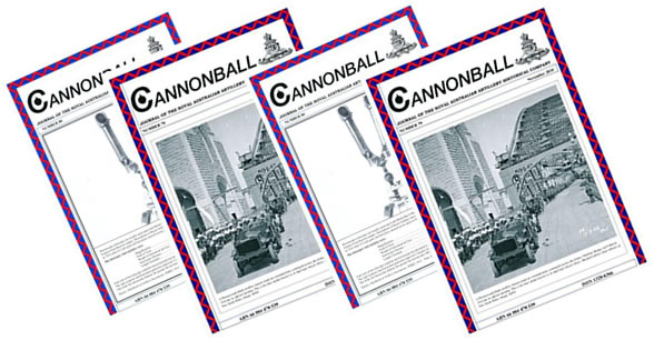 Cannonball Journal Image